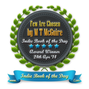 Indie Book of the Day Award