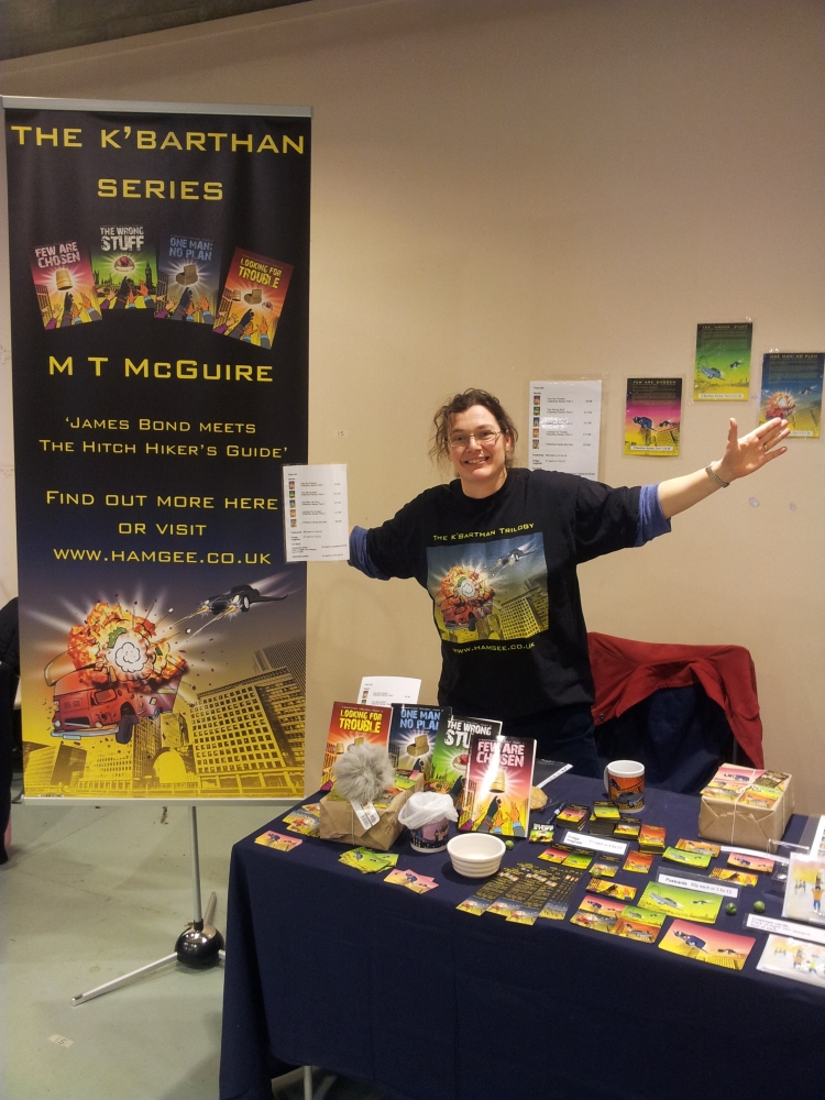 How did it all go? What I learned from doing a #booksigning
