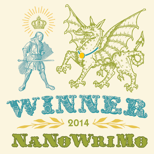 M T McGuire is a NaNoWriMo winner 2014