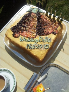 Cake: After, with the RIGHT date.