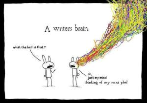 My brain and my life.