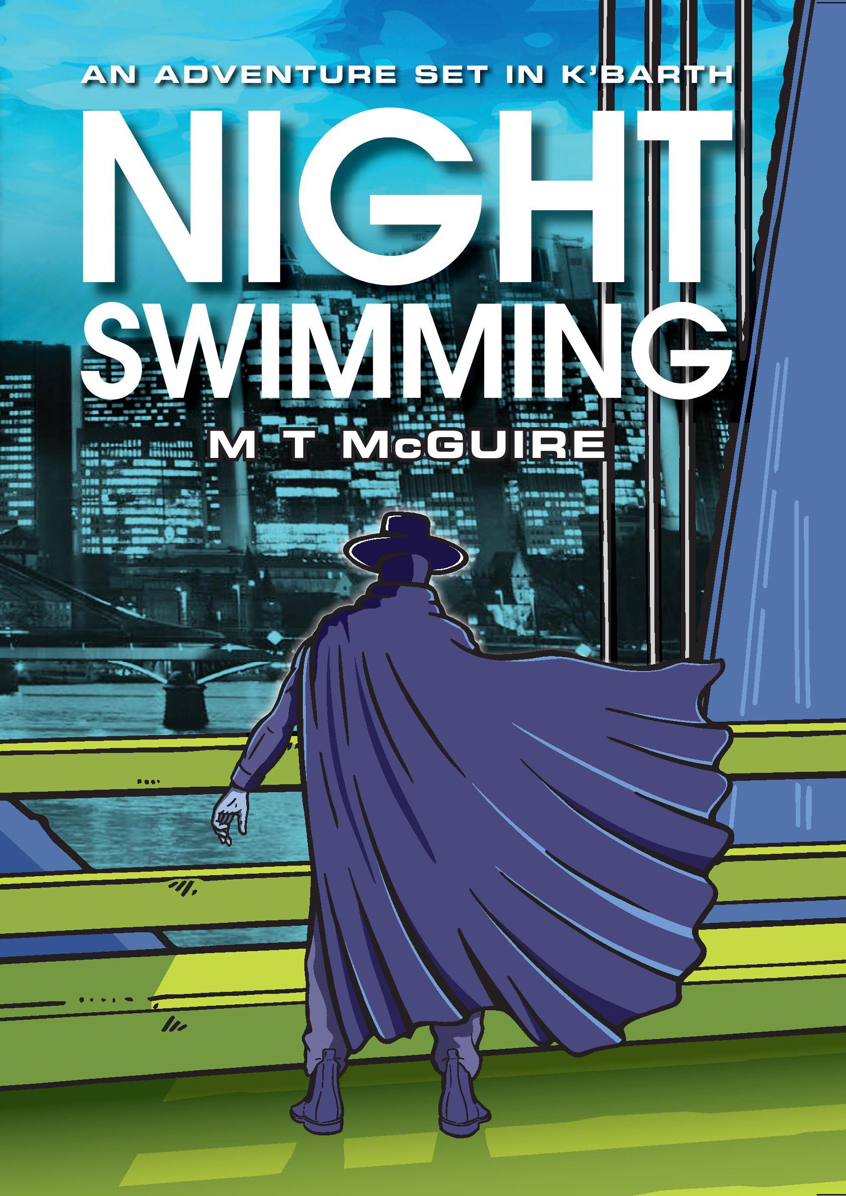 CoverNightSwimming