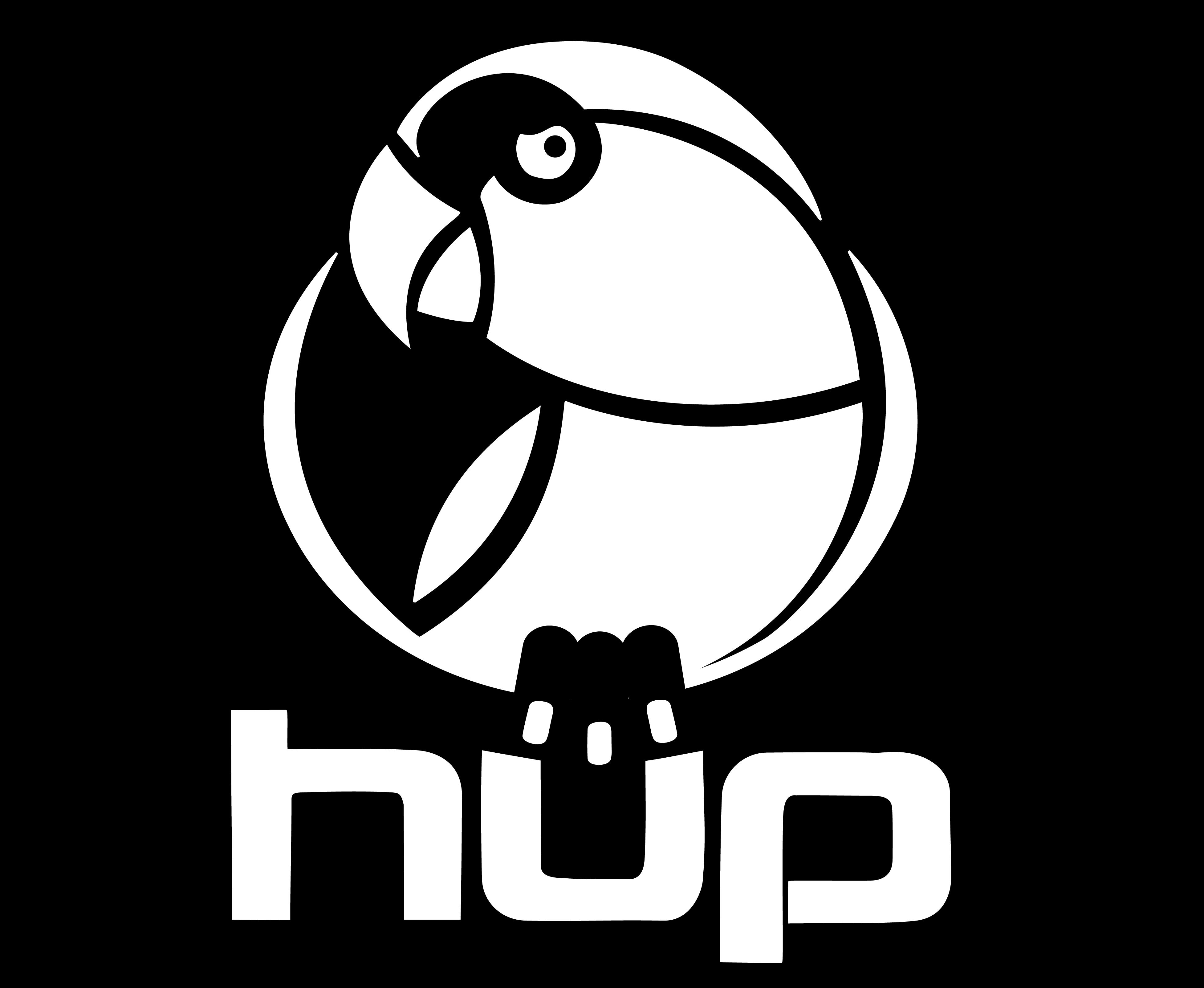 HUPLogoWonB